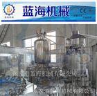灌装果汁饮料全自动机组生产设备