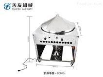 流动式锅巴包头机商用锅巴馍馍机
