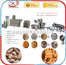 杂粮锅巴油炸设备生产线妙脆角加工设备