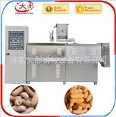 济南双螺杆膨化机膨化食品生产线