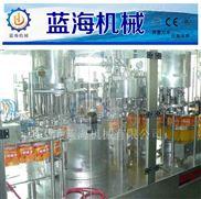 茶/果汁饮料热灌装生产设备流水线