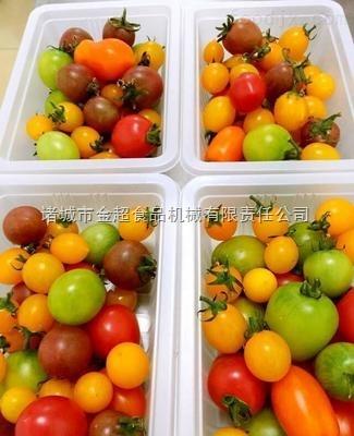 托盒水果自动包装机