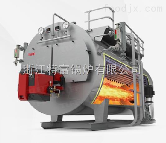直销WNS系列背式燃油蒸汽锅炉