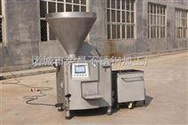 商用全自动灌肠机 液压不锈钢灌肠设备