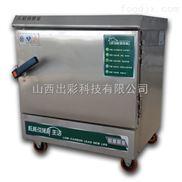山西晋中厨房设备一站式采购基地厨具营行不锈钢电蒸箱