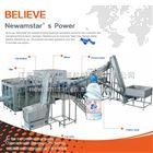 24000瓶/小时(500ml)PET无菌冷灌装生产线