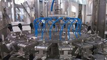厂家直销全自动含气苏打水灌装机