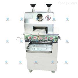 榨汁机商用不锈钢自动电瓶充电式甘蔗榨汁机