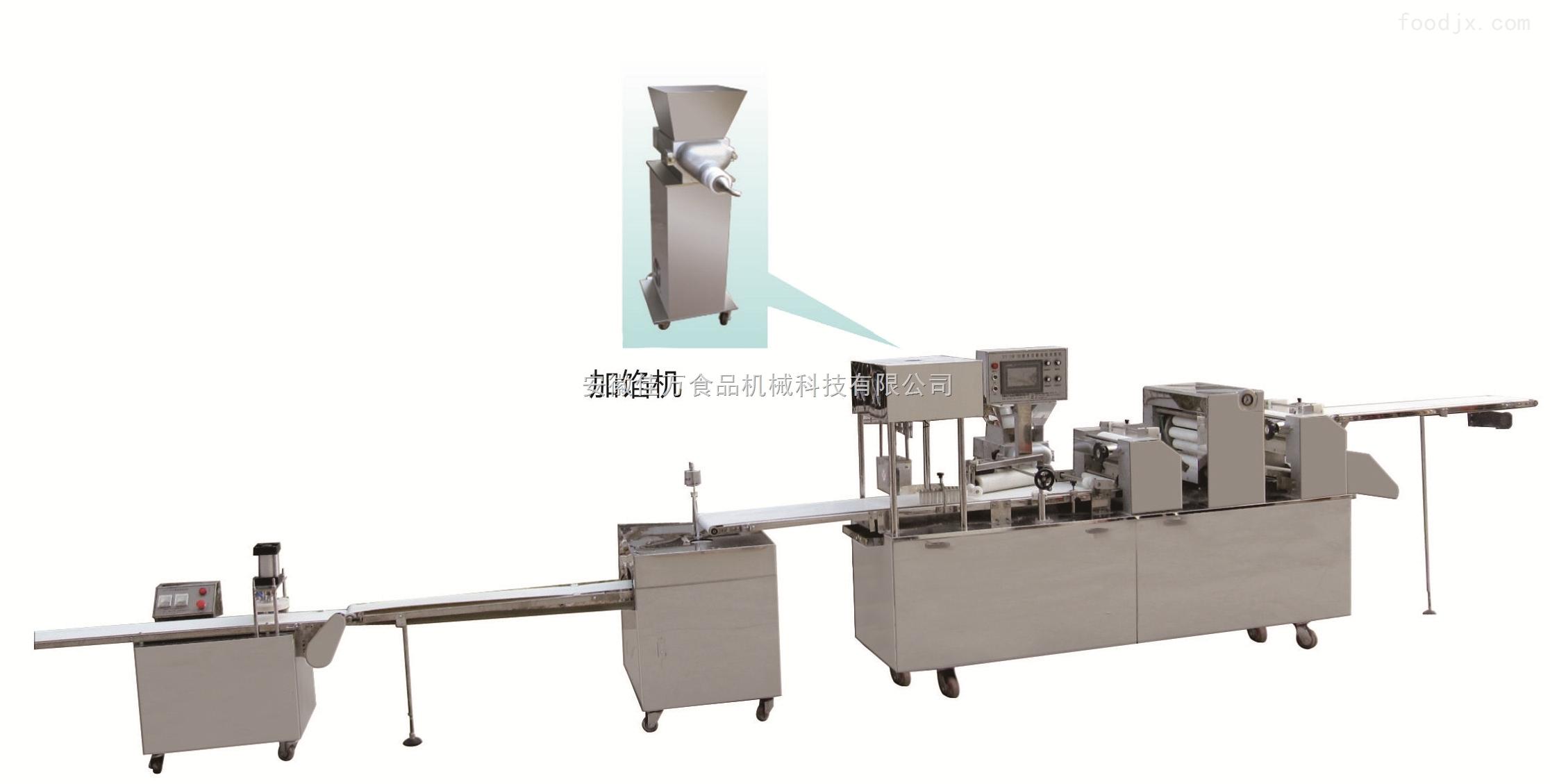 JWSM-III-全自动酥饼生产线