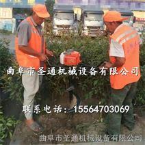 大棚栽桩地钻机 硬土地打眼挖坑机