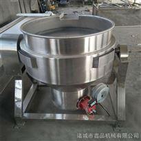 卤肉电汽加热夹层锅