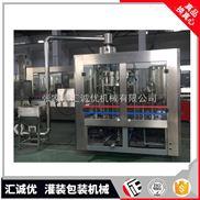 厂家直销碳酸饮料灌装生产线,小产量含气灌装机