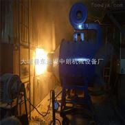 580万大卡燃煤导热油炉改造生物质颗粒燃烧炉