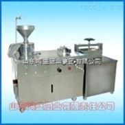 【静心享受】鸿盛豆腐机-石磨豆腐机-花生豆腐机自动豆腐机成套设备制作美味工艺
