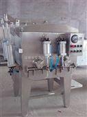 單軸箱體可傾式牛肉粒攪拌機