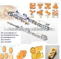 SH400型饼干生产线(电力型)