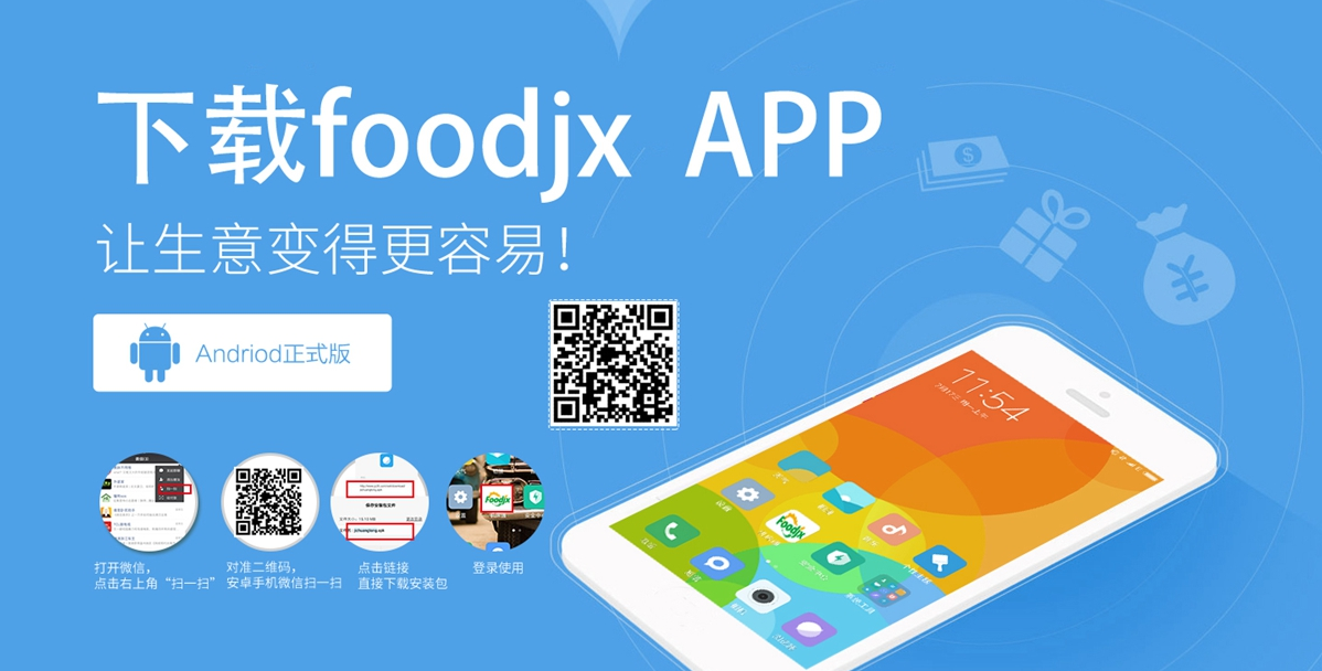 foodjx app第二期专题