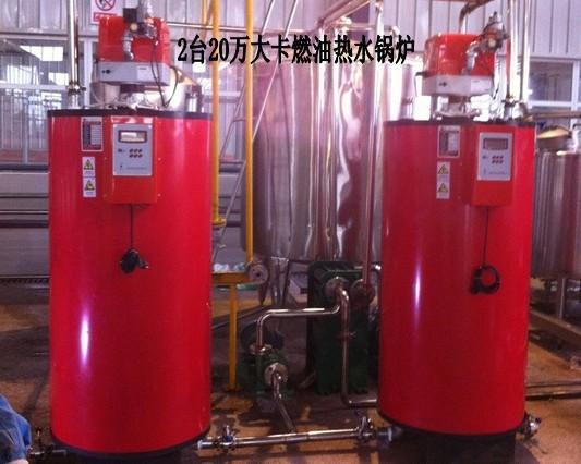 贯流式20万燃气热水锅炉