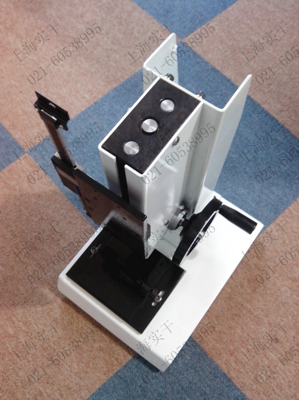 手动立式测试台图片