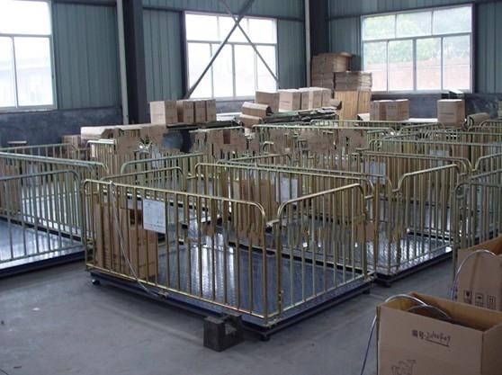 2吨猪笼秤
