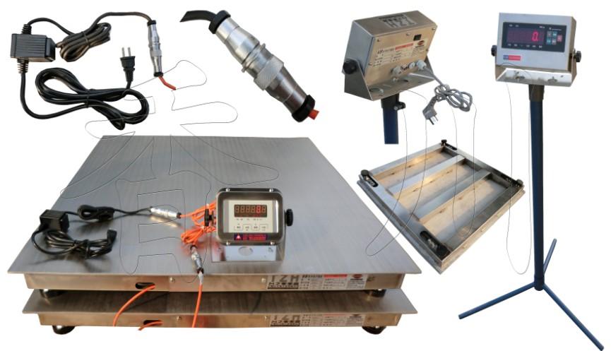 坚固耐用 3,两种材质(铁材,不锈钢),可依使用环境需求做选择 4,超大六