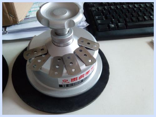 取样直径50mm圆盘取器,取样面积19.6cm2克重机