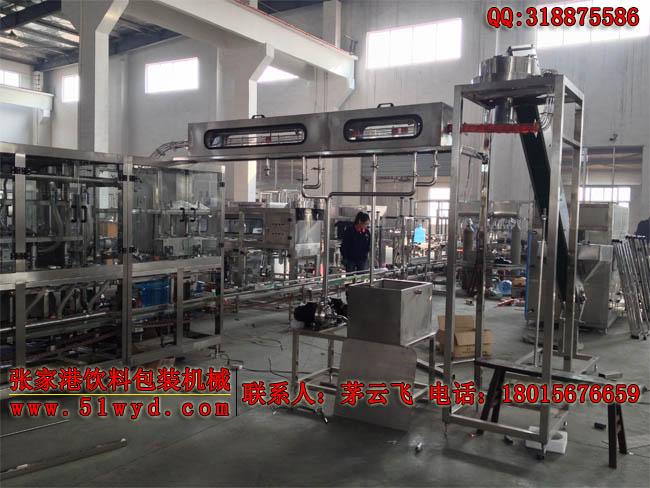 大桶纯净水生产线-张家港市帅飞饮料机械有限公司