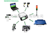 JDI-A01不干胶打印电子秤、智能电子称