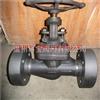 J61W/H-800LB A105锻钢美标对焊截止阀